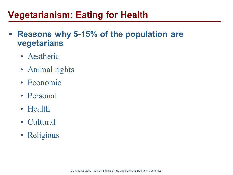 Vegetarianism: Eating for Health