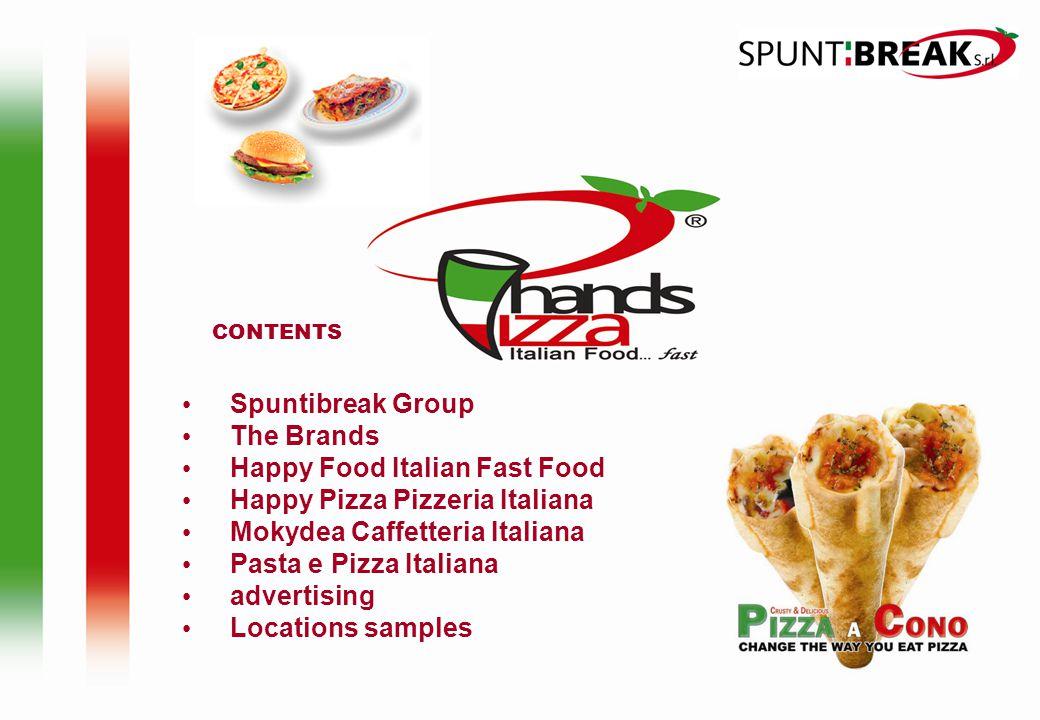 Happy Food Italian Fast Food Happy Pizza Pizzeria Italiana