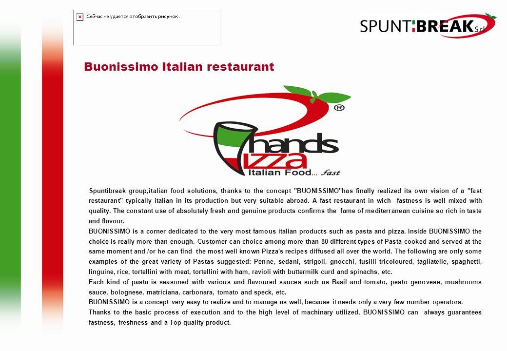 Buonissimo Italian restaurant