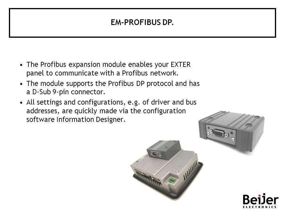 PPTEN005A_EXTER Presentation