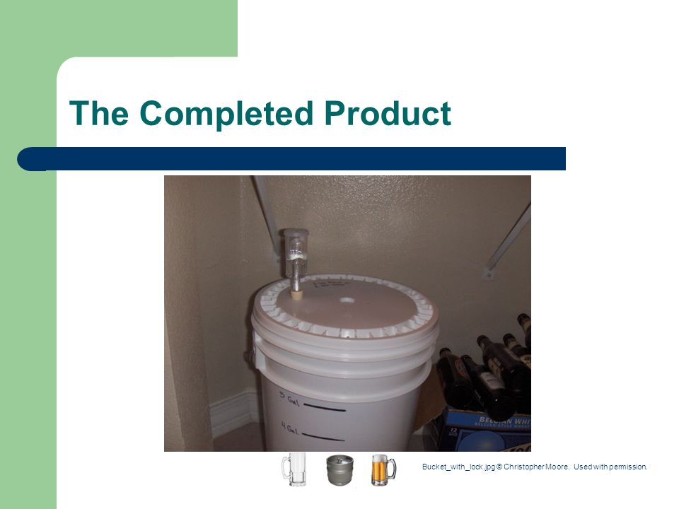 The Completed Product A Guide to Home Brewing Christopher Moore
