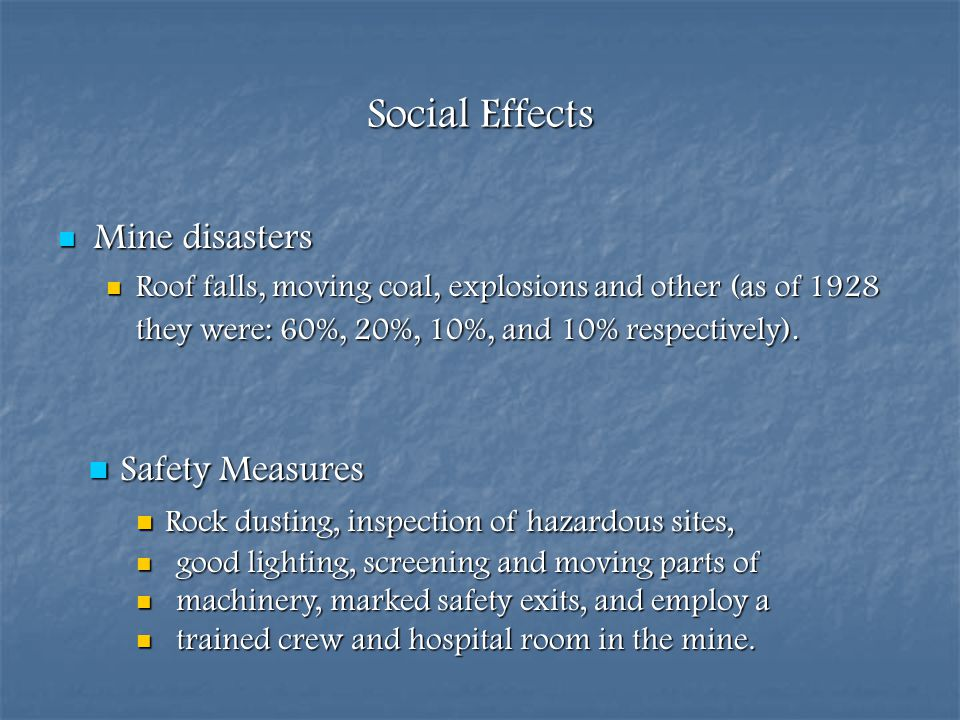 Rock dusting, inspection of hazardous sites,