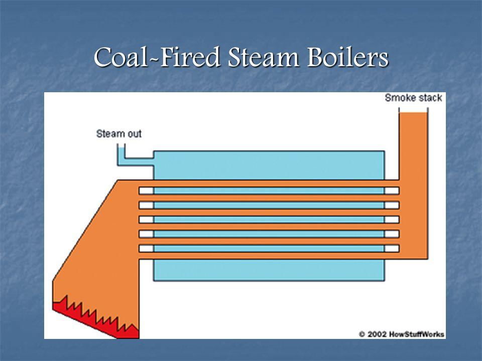 Coal-Fired Steam Boilers