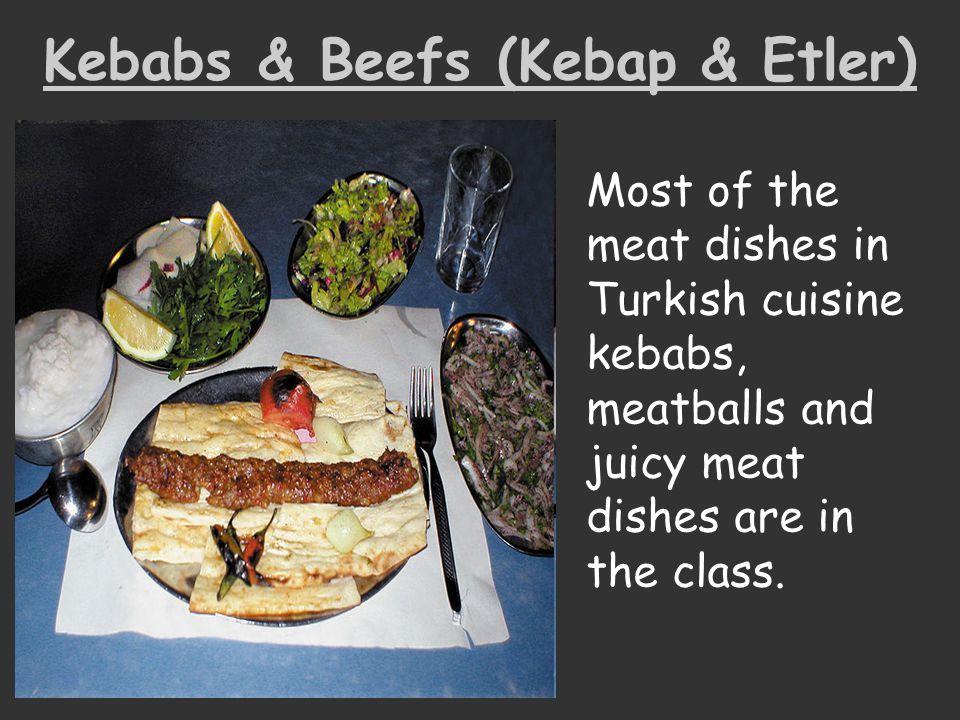 Kebabs & Beefs (Kebap & Etler)