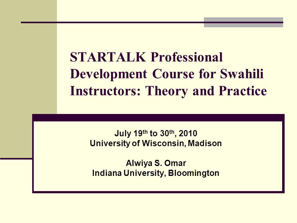 University of Wisconsin, Madison Indiana University, Bloomington