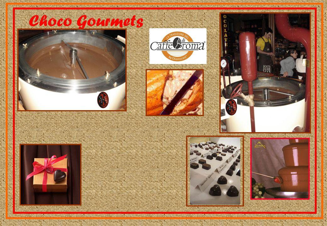 Choco Gourmets & Store