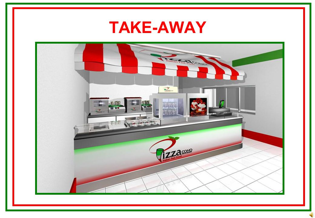 TAKE-AWAY Made in Italy How to prepare: 1 2 3 4