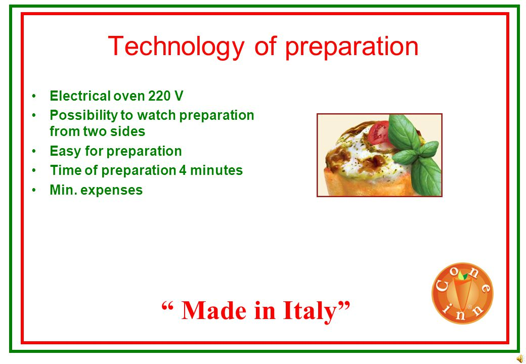Our equipment Automatic ovens for vertical cooking Made in Italy
