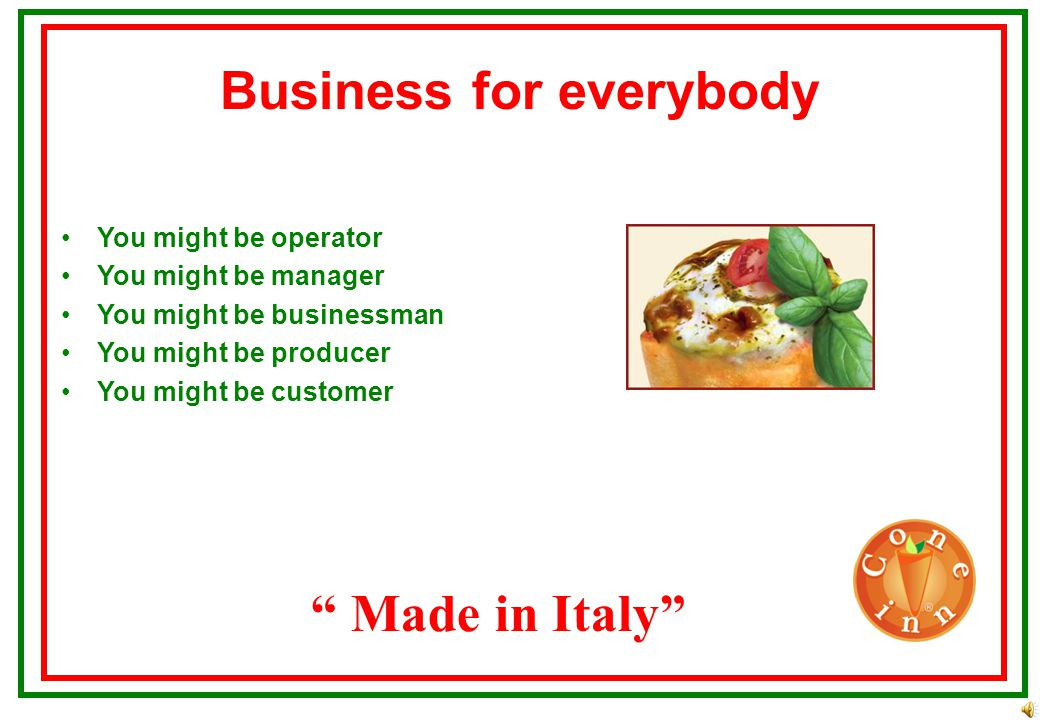 Our uniform Made in Italy