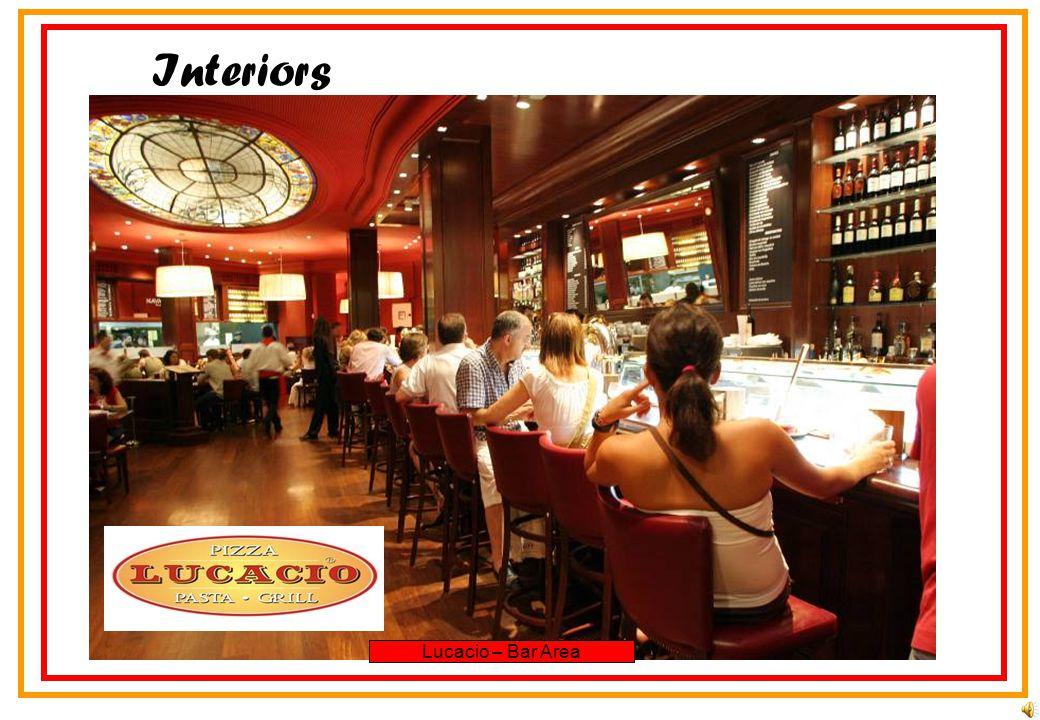 Lucacio – Full Service Restaurant