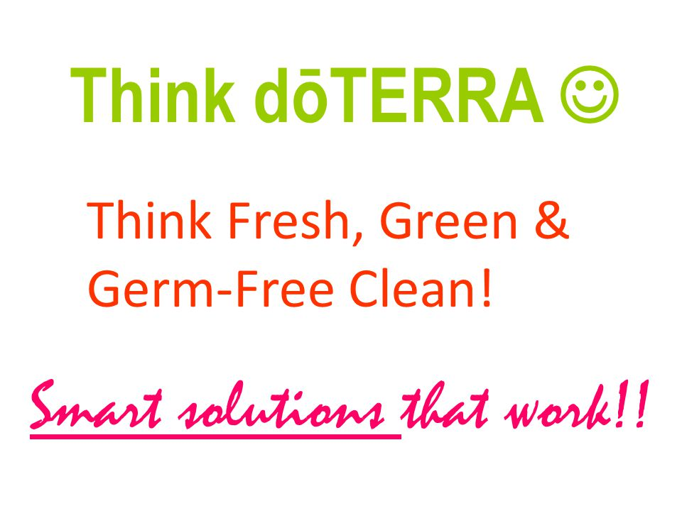Smart solutions that work!!