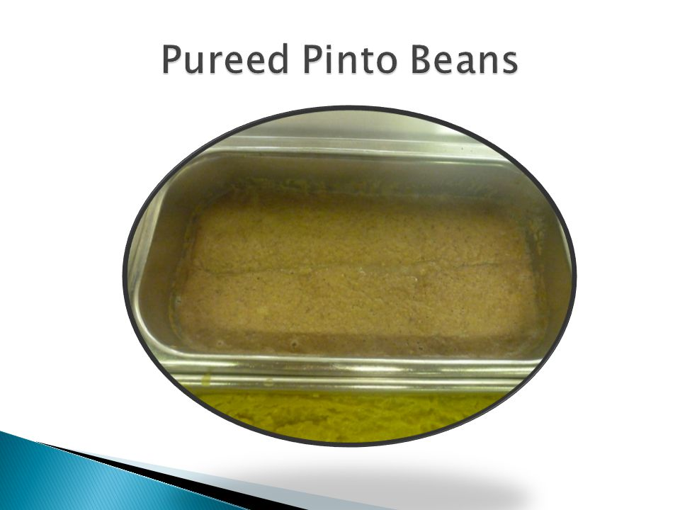 Pureed Pinto Beans