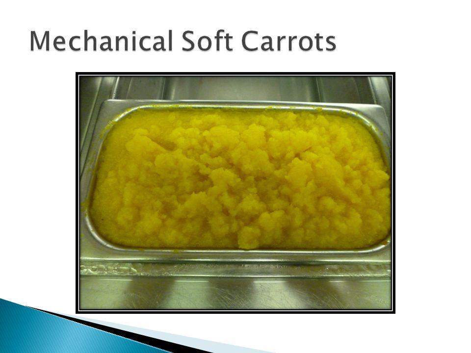 Mechanical Soft Carrots
