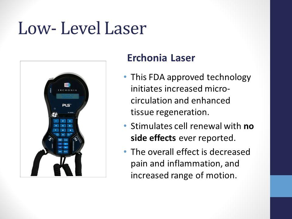 Low- Level Laser Erchonia Laser