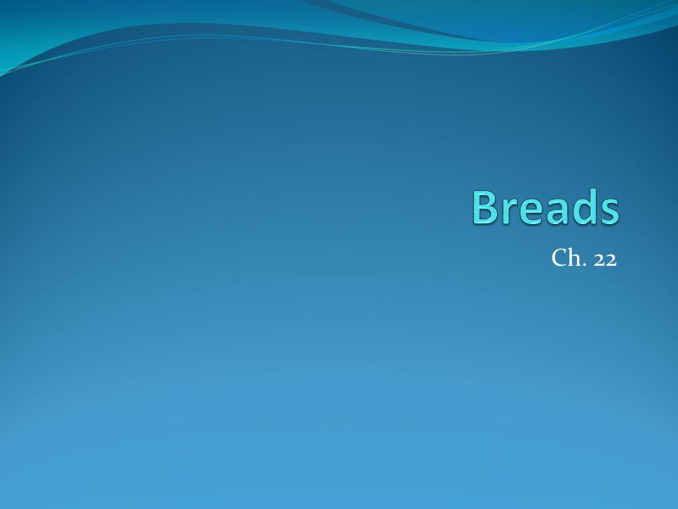 Breads Ch. 22