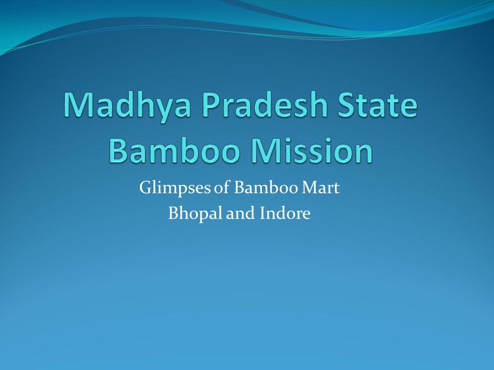 Madhya Pradesh State Bamboo Mission