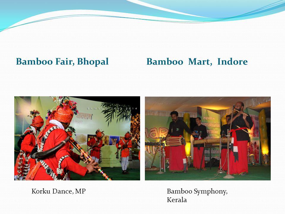Bamboo Fair, Bhopal Bamboo Mart, Indore Korku Dance, MP