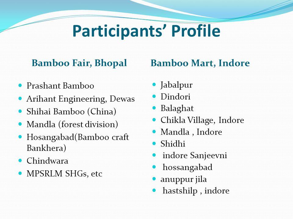 Participants' Profile