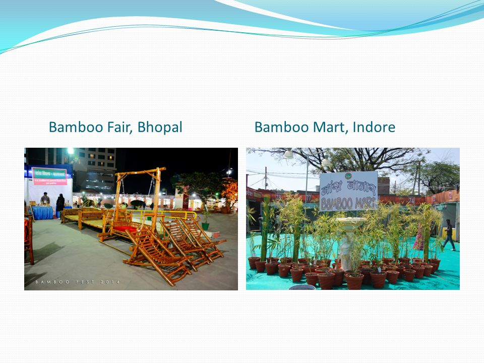 Bamboo Fair, Bhopal Bamboo Mart, Indore