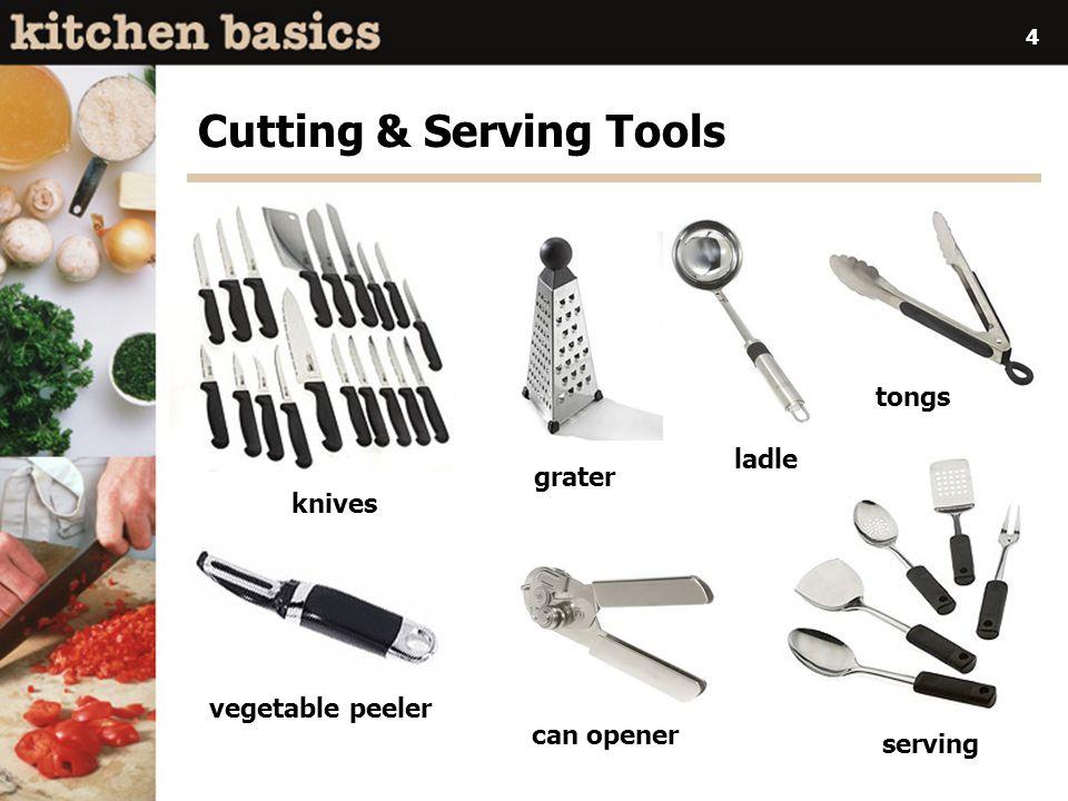 Cutting & Serving Tools