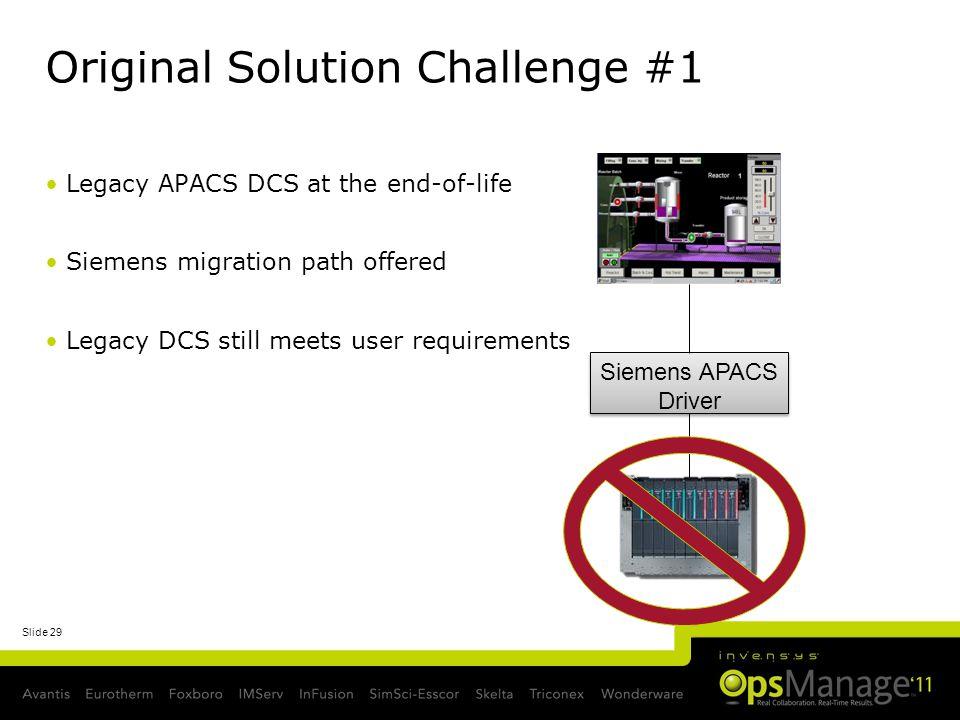 Original Solution Challenge #1