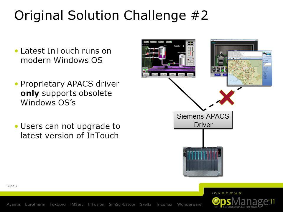 Original Solution Challenge #2