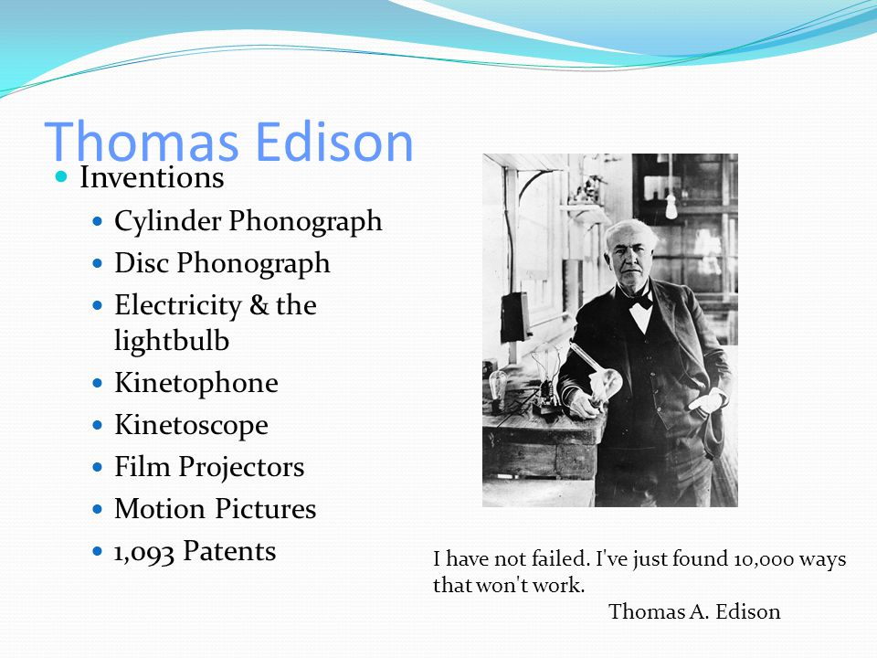 Thomas Edison Inventions Cylinder Phonograph Disc Phonograph