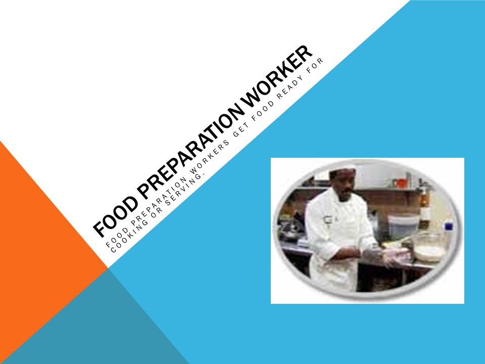 Food Preparation Worker