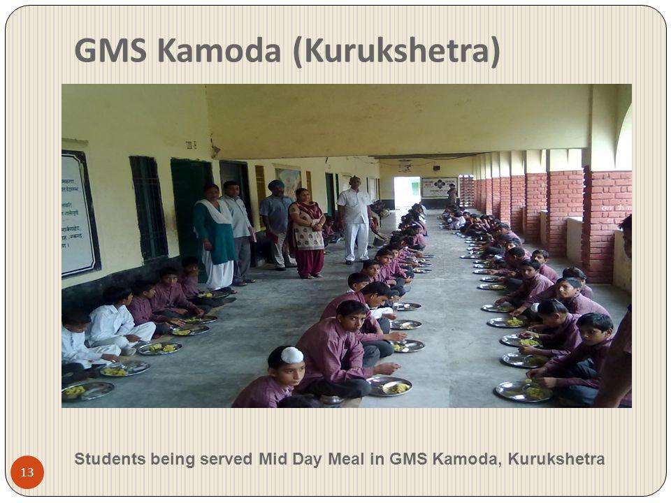 GMS Kamoda (Kurukshetra)