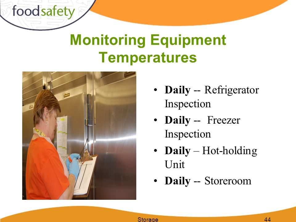 Monitoring Equipment Temperatures