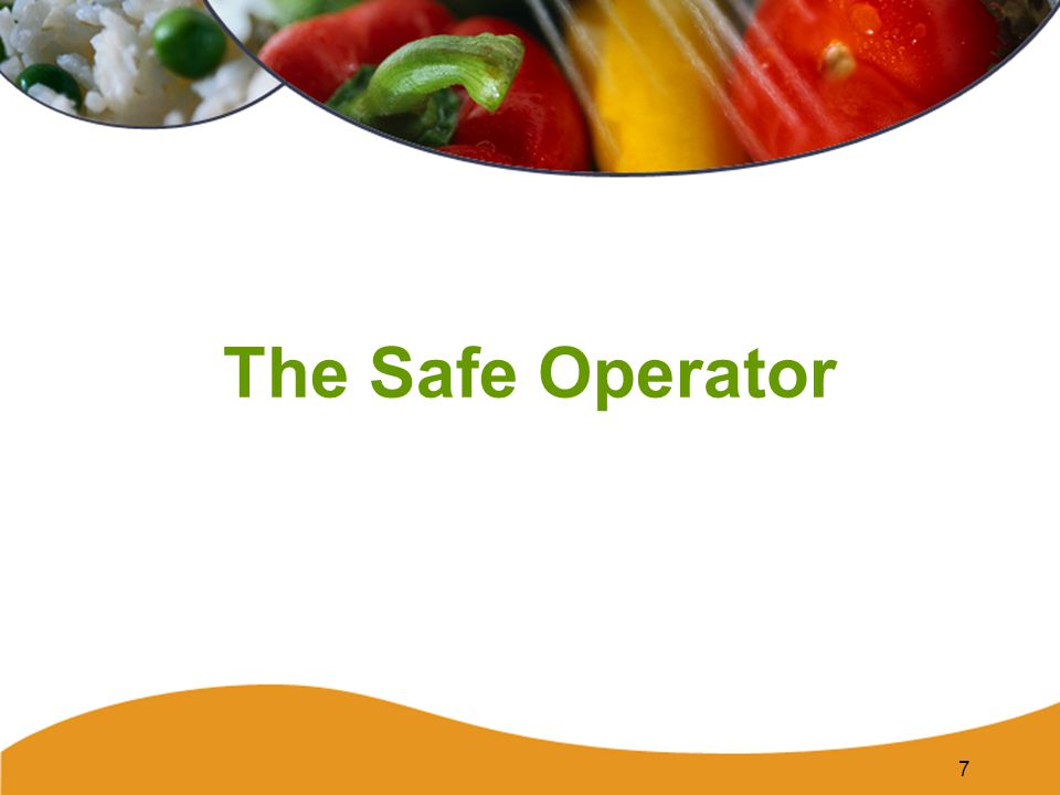 The Safe Operator