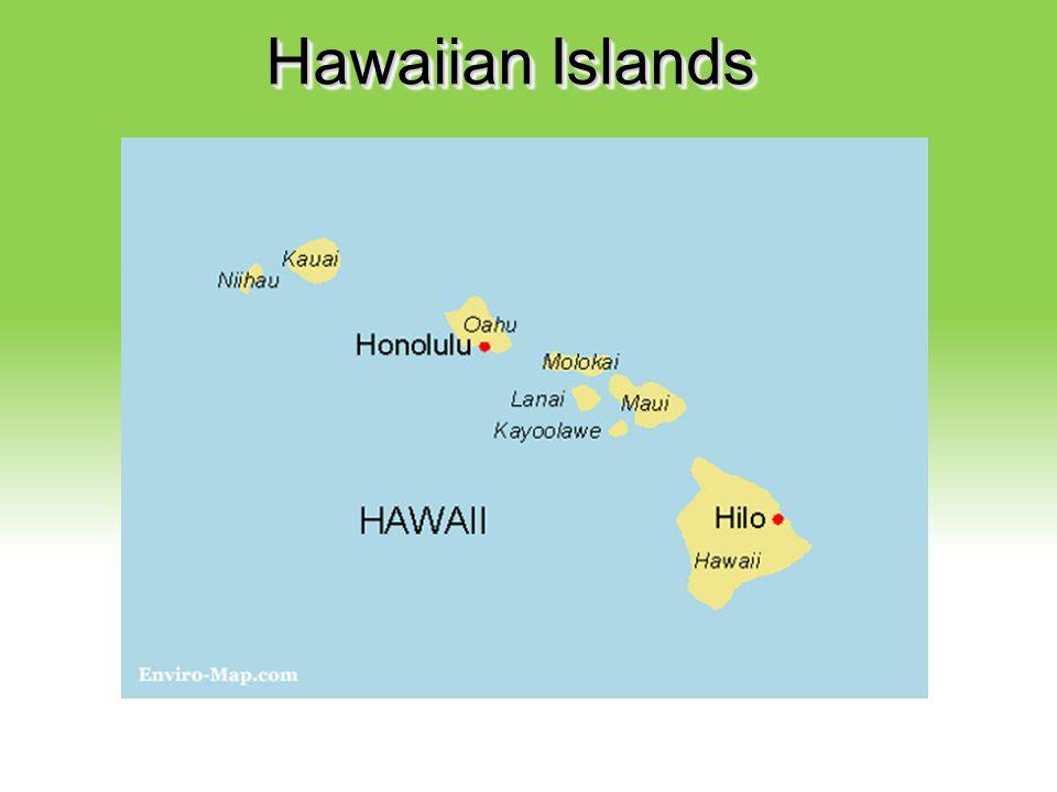 Hawaiian Islands Your Description Goes Here