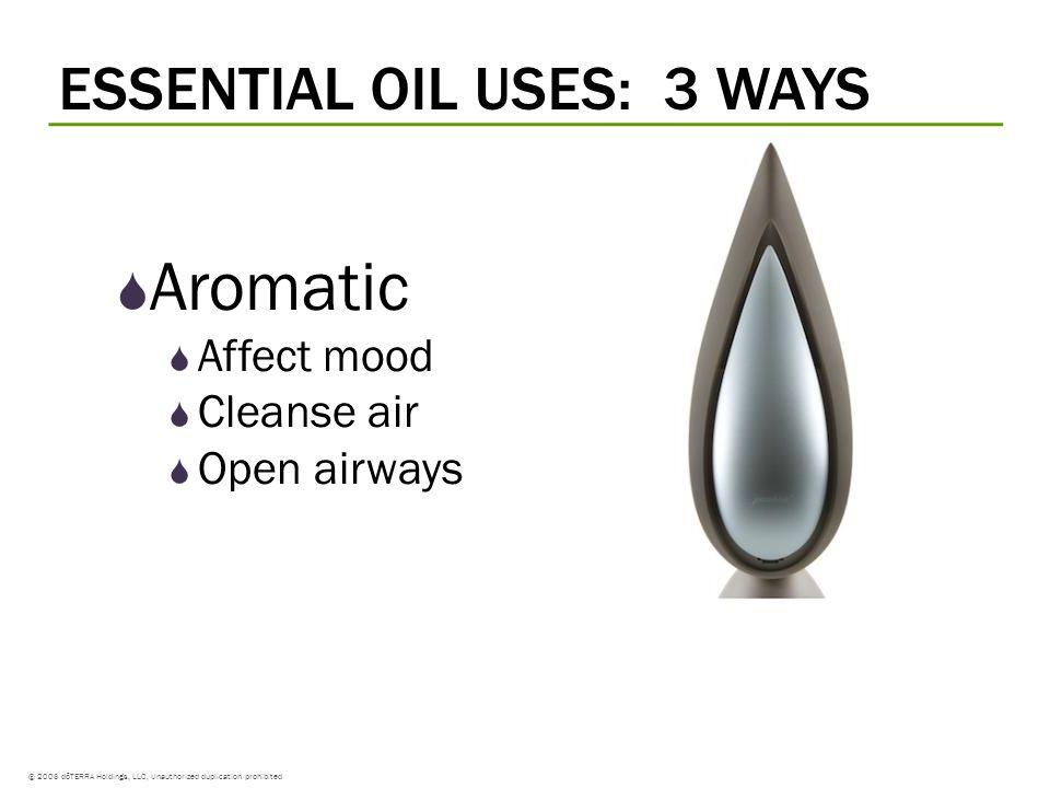 Aromatic ESSENTIAL OIL USES: 3 WAYS Affect mood Cleanse air