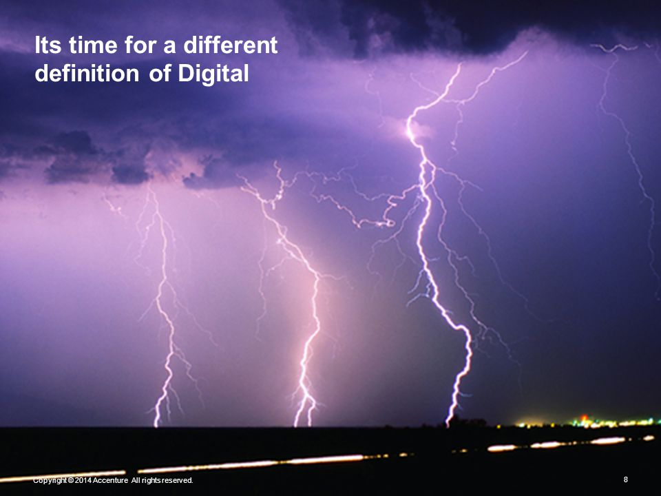 Its time for a different definition of Digital