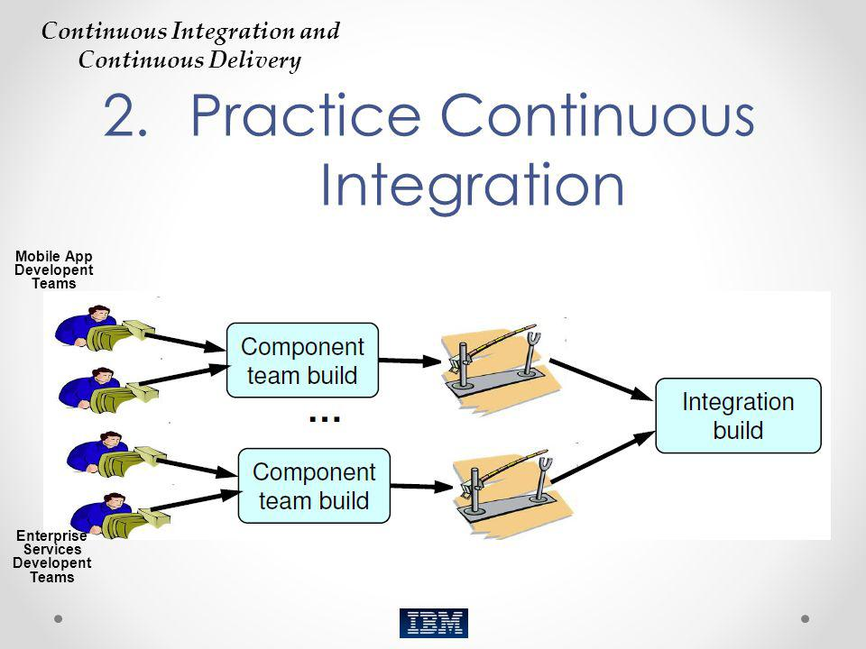 Practice Continuous Integration