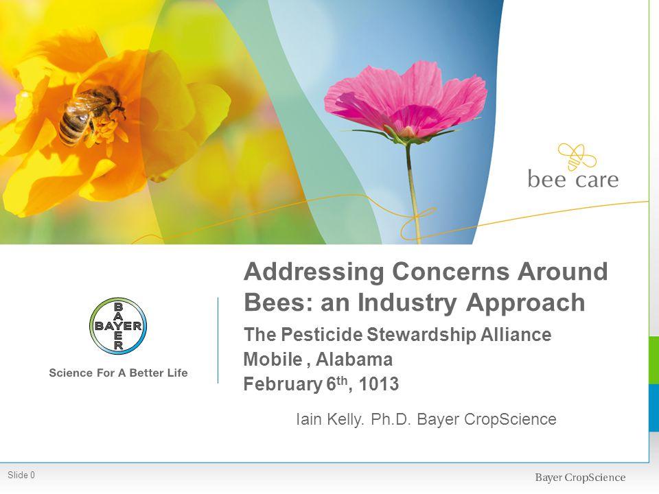 Background to pesticide registration