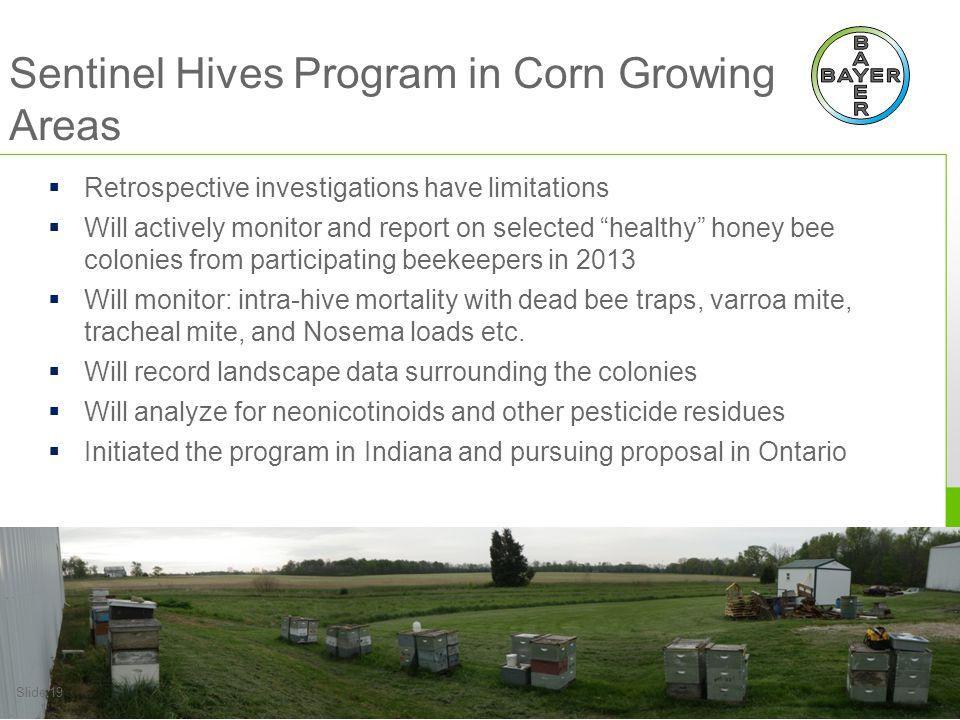 Mid-West Corn Seed Treatment Exposure Study