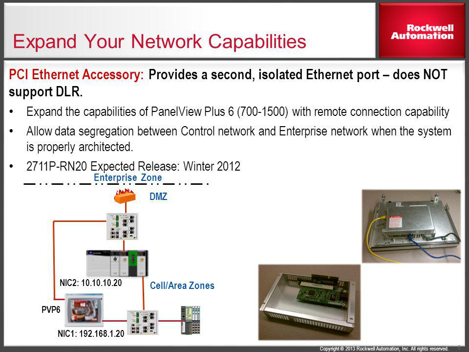 Expand Your Network Capabilities