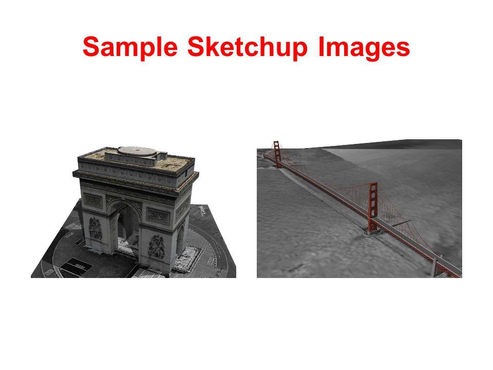 Sample Sketchup Images