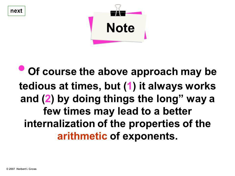 Note next.