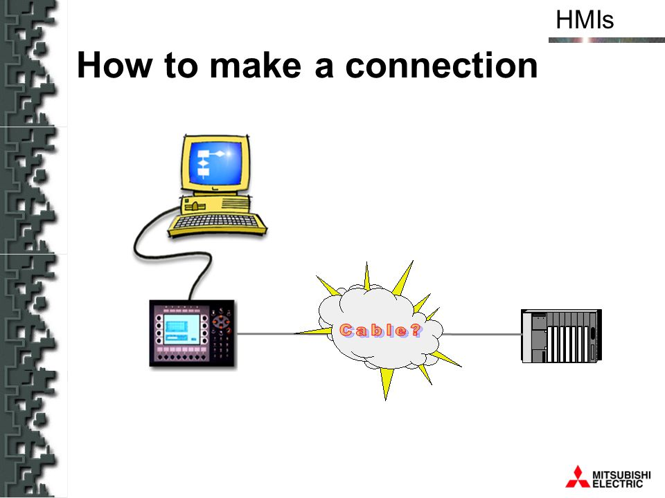 How to make a connection