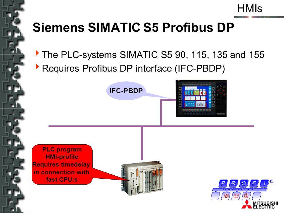 Siemens SIMATIC S5 Profibus DP