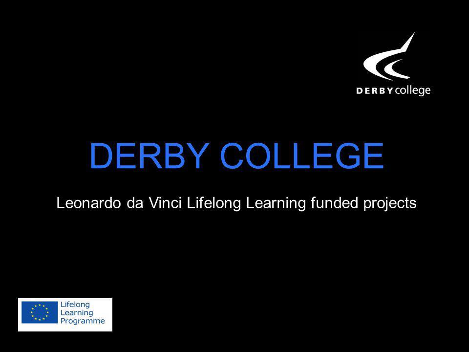Leonardo da Vinci Lifelong Learning funded projects