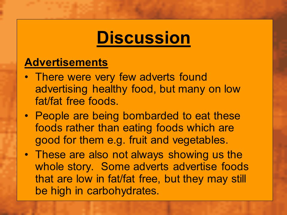Discussion Advertisements