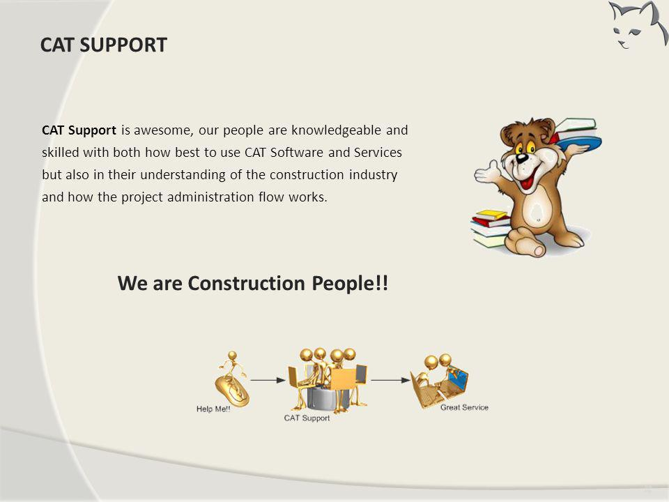We are Construction People!!