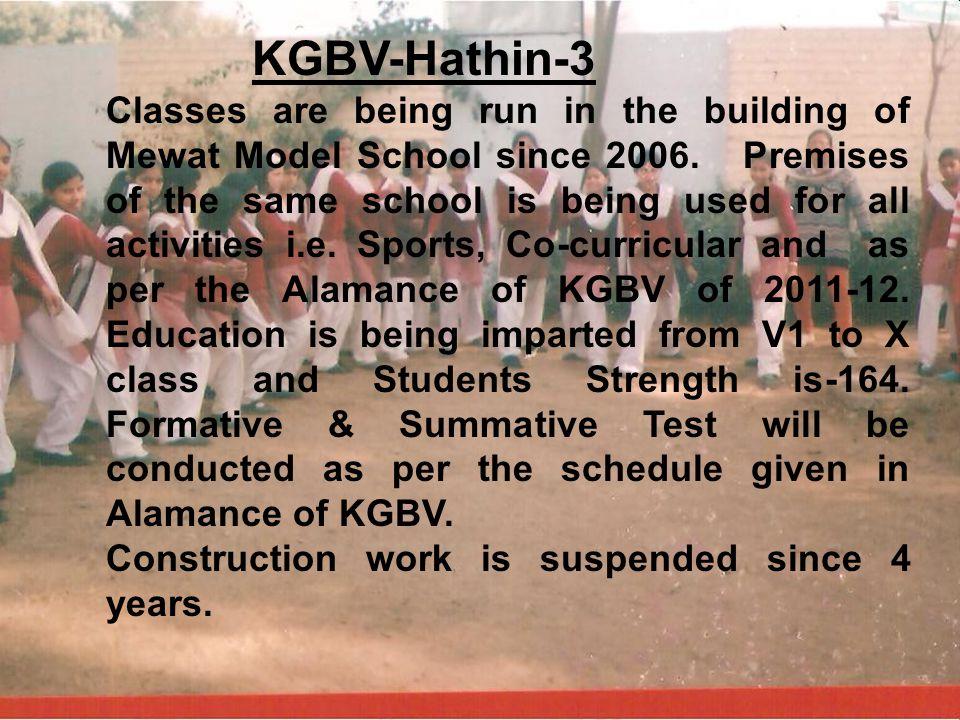 KGBV-Hathin-3