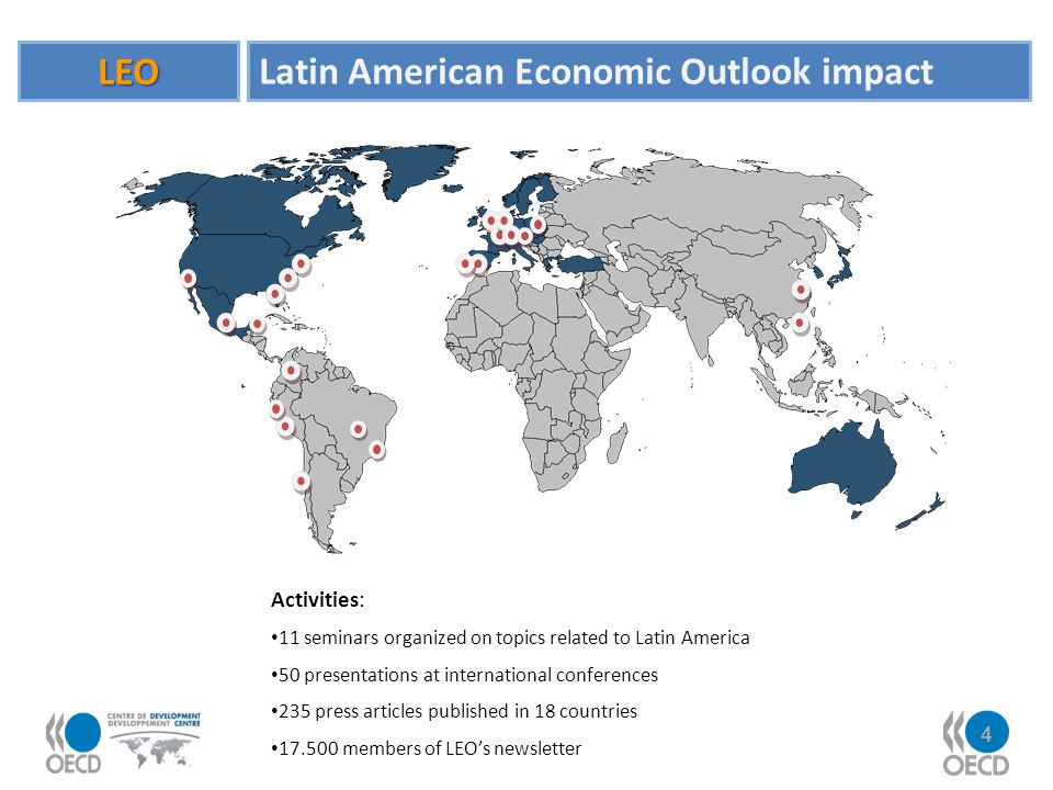 Latin American Economic Outlook impact