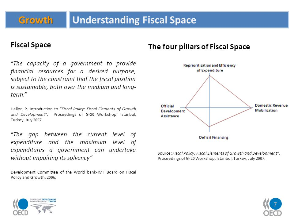 Understanding Fiscal Space