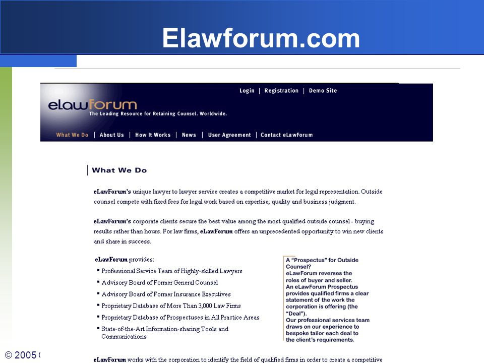 Elawforum.com