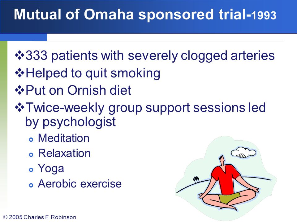 Mutual of Omaha sponsored trial-1993